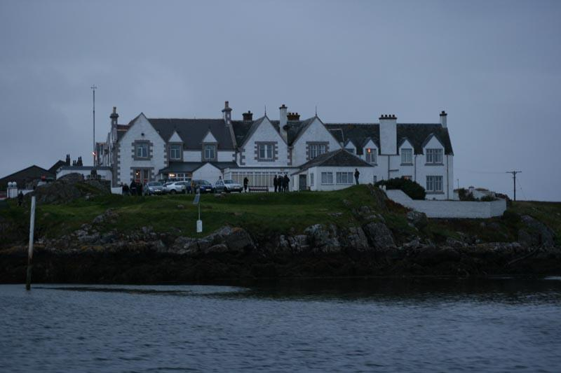 Lochboisdale Hotel South Uist