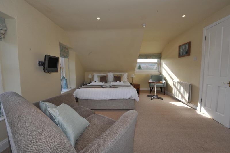 Double room at Poppies Hotel