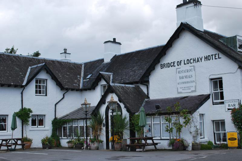 Bridge of Lochay Hotel Killin | Scotland's Personal Hotels