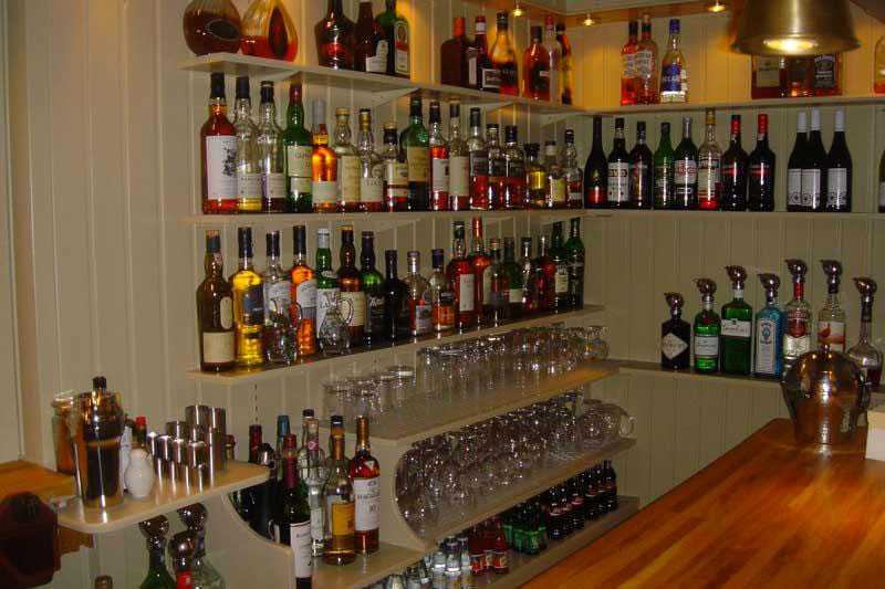 Whisky Bar at Kilcamb