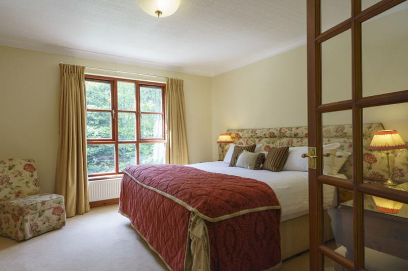 Lynedoch Suite Bedroom