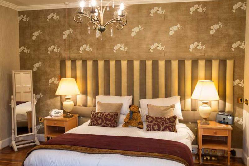 Traquair Junior Suite Accessible Room